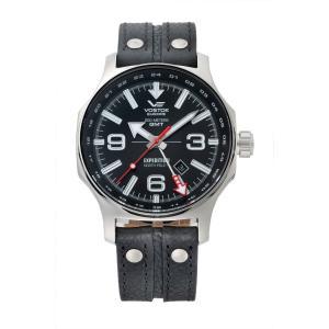 【正規品】 VOSTOK EUROPE 【ボストーク ヨーロッパ】 515.24H-595A500 エクスペディション ノースポール1 GMTライン 【腕時計】|tokeikan