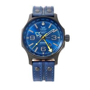【正規品】 VOSTOK EUROPE 【ボストーク ヨーロッパ】 515.24H-595C503 エクスペディション ノースポール1 GMTライン 【腕時計】|tokeikan
