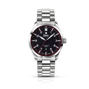チュチマ Tutima 6105-02 フリーガー オートマチック 正規品 腕時計 tokeikan