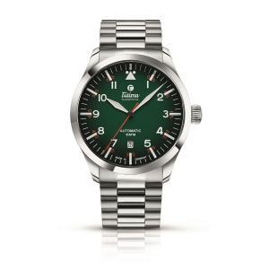 チュチマ Tutima 6105-30 フリーガー オートマチック 正規品 腕時計 tokeikan