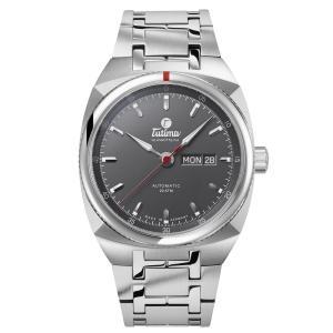 チュチマ Tutima 6120-01 サクソン ワン オートマチック 正規品 腕時計 tokeikan