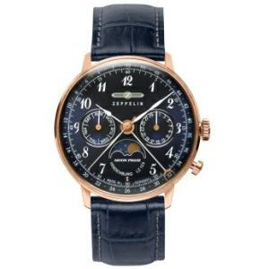 ツェッペリン ZEPPELIN 70393 LZ129 Hindenburg ヒンデンブルク 正規品 腕時計 tokeikan
