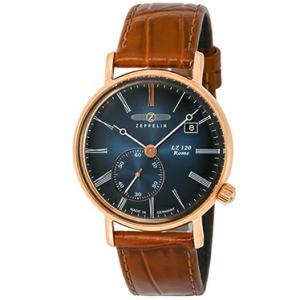 ツェッペリン ZEPPELIN 7137-3 LZ120 ローマ 正規品 腕時計 tokeikan