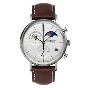ツェッペリン ZEPPELIN 7198-4 LZ120 ローマ 正規品 腕時計 tokeikan
