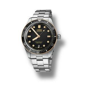オリス ORIS 01 733 7707 4354-07 8 20 18 ダイバーズ65 正規品 腕時計|tokeikan