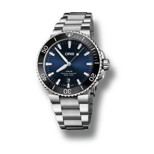 オリス ORIS 01 733 7730 4135-07 8 24 05PEB アクイス デイト 正規品 腕時計|tokeikan