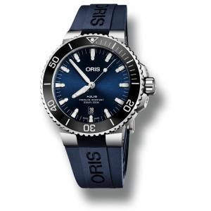 オリス ORIS 01 733 7730 4135-07 4 24 65EB アクイス デイト 正規品 腕時計|tokeikan