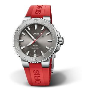 オリス ORIS 01 733 7730 4153-07 4 24 66EB アクイス デイト レリーフ 正規品 腕時計|tokeikan