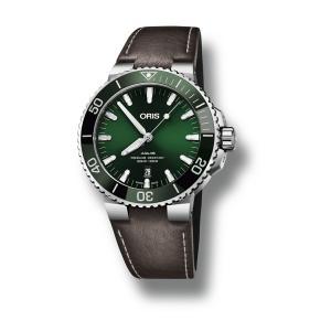 オリス ORIS 01 733 7730 4157-07 5 24 10EB アクイス デイト 正規品 腕時計|tokeikan