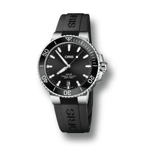 オリス ORIS 01 733 7732 4134-07 4 21 64FC アクイス デイト 正規品 腕時計|tokeikan