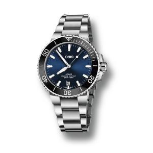 オリス ORIS 01 733 7732 4135-07 8 21 05PEB アクイス デイト 正規品 腕時計|tokeikan