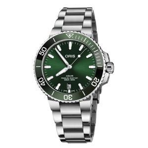 オリス ORIS 01 733 7732 4157-07 8 21 05PEB アクイス デイト 正規品 腕時計|tokeikan