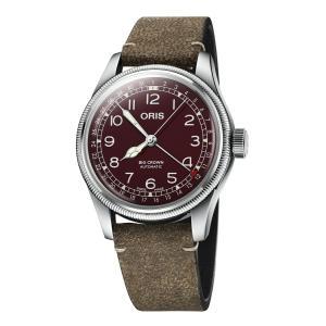 オリス ORIS 01 754 7741 4068-07 5 20 50 ビッグクラウン ポインターデイト 正規品 腕時計|tokeikan