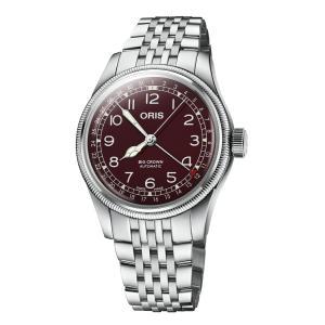 オリス ORIS 01 754 7741 4068-07 8 20 22 ビッグクラウン ポインターデイト 正規品 腕時計|tokeikan