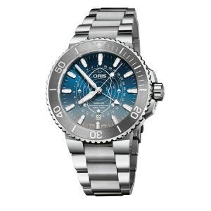 オリス ORIS 01 761 7765 4185-Set アクイス ダットワット リミテッドエディション 世界限定2009本 正規品 腕時計|tokeikan