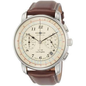 ツェッペリン ZEPPELIN 7614-5 LZ126 Los Angeles ロサンゼルス 正規品 腕時計 tokeikan