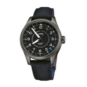 オリス ORIS 01 798 7768 4284-Set ビッグクラウン プロパイロット 第57回 リノ エアレース 世界限定1000本 正規品 腕時計|tokeikan