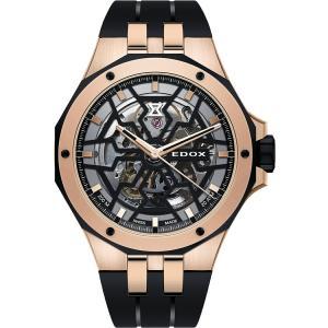 エドックス EDOX 85303-357RN-NRN デルフィン メカノ オートマチック 正規品 腕時計|tokeikan