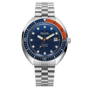 ブローバ BULOVA 96B321 オーシャノグラファー デビルダイバー 正規品 腕時計 tokeikan