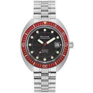 ブローバ BULOVA 96B343 デビルダイバー 正規品 腕時計 tokeikan