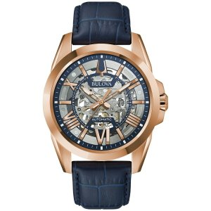 ブローバ BULOVA 97A161 クラシック オートマチック 正規品 腕時計 tokeikan