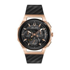 ブローバ BULOVA 98A185 カーブ クロノグラフ 正規品 腕時計 tokeikan