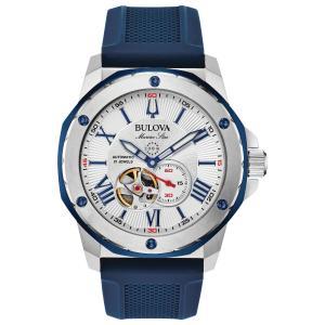 ブローバ BULOVA 98A225 マリーンスター オートマチック 正規品 腕時計 tokeikan