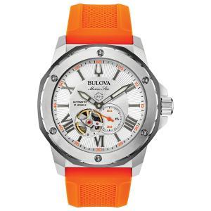 ブローバ BULOVA 98A226 マリーンスター オートマチック 正規品 腕時計 tokeikan