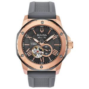 ブローバ BULOVA 98A228 マリーンスター オートマチック 正規品 腕時計 tokeikan