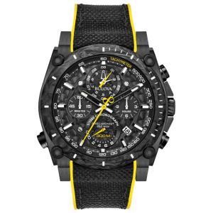 ブローバ BULOVA 98B312 プレシジョニスト クロノグラフ 正規品 腕時計 tokeikan