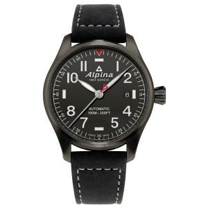 アルピナ Alpina AL-525G3TS6 スタータイマー パイロット オートマチック 正規品 腕時計|tokeikan