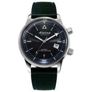 アルピナ Alpina AL-525G4H6 シーストロング ダイバー ヘリテージ 正規品 腕時計|tokeikan
