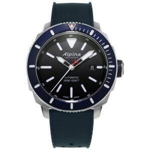 アルピナ Alpina AL-525LBN4V6 シーストロング ダイバー300 正規品 腕時計|tokeikan