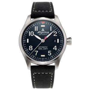 アルピナ Alpina AL-525NN3S6 スタータイマー パイロット オートマチック 正規品 腕時計|tokeikan