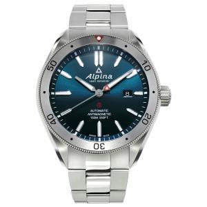 アルピナ Alpina AL-525NS5AQ6B アルパイナー アルパイナー4 オートマチック 正規品 腕時計|tokeikan