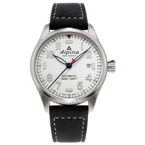 アルピナ Alpina AL-525S3S6 スタータイマー パイロット オートマチック 正規品 腕時計|tokeikan