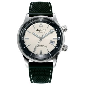 アルピナ Alpina AL-525S4H6 シーストロング ダイバー ヘリテージ 正規品 腕時計|tokeikan