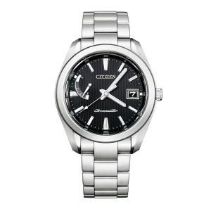 【今ならパスポートケースプレゼント】 ザ・シチズン The CITIZEN AQ1050-50E 高精度エコドライブ 正規品 腕時計 tokeikan