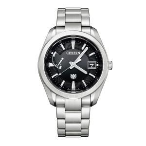 【今ならパスポートケースプレゼント】 ザ・シチズン The CITIZEN AQ1050-50F 高精度エコドライブ 正規品 腕時計 tokeikan