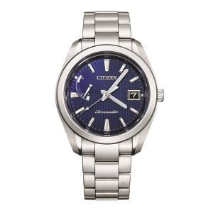 【今ならパスポートケースプレゼント】 ザ・シチズン The CITIZEN AQ1050-50L 高精度エコドライブ 正規品 腕時計 tokeikan