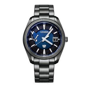 【今ならパスポートケースプレゼント】 ザ・シチズン The CITIZEN AQ1054-59L 高精度エコドライブ 限定250本 正規品 腕時計 tokeikan