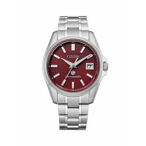【今ならパスポートケースプレゼント】 ザ・シチズン The CITIZEN AQ4020-54W JOUNETSU COLLECTION 400本限定 正規品 腕時計 tokeikan