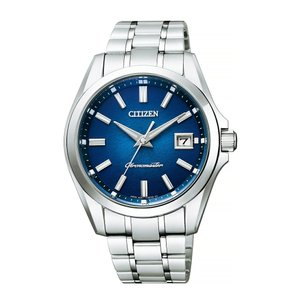 【今ならパスポートケースプレゼント】 ザ・シチズン The CITIZEN AQ4030-51L 高精度エコドライブ 土佐和紙 正規品 腕時計 tokeikan