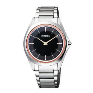 エコ・ドライブ ワン Eco-Drive One シチズン CITIZEN 正規メーカー延長保証付き AR5034-58E 流通限定モデル 正規品 腕時計|tokeikan