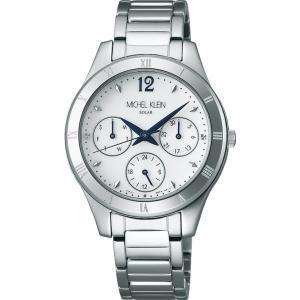 【正規品】 MICHEL KLEIN 【ミッシェルクラン】 AVCD031 ソーラー 【腕時計】|tokeikan