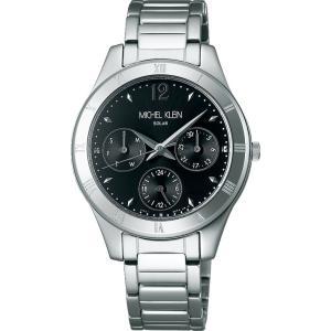 【正規品】 MICHEL KLEIN 【ミッシェルクラン】 AVCD032 ソーラー 【腕時計】|tokeikan