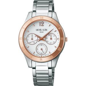 【正規品】 MICHEL KLEIN 【ミッシェルクラン】 AVCD033 ソーラー 【腕時計】|tokeikan