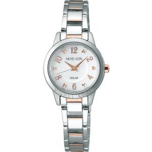 【正規品】 MICHEL KLEIN 【ミッシェルクラン】 AVCD035 ソーラー 【腕時計】|tokeikan