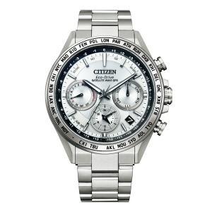 アテッサ ATTESA シチズン CITIZEN 正規メーカー延長保証付き CC4010-80A GPS衛星電波受信 正規品 腕時計 tokeikan