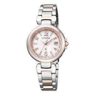 【今ならポーチプレゼント】 クロスシー XC シチズン CITIZEN 正規メーカー延長保証付き EC1036-53W 電波時計 正規品 腕時計|tokeikan
